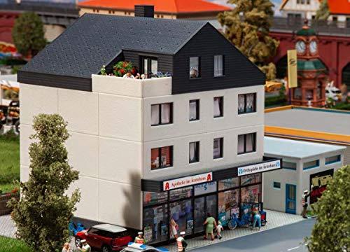 Andys Hobby Shop Faller Ärztehaus Eisenbahn 1:87 H0 Bausatz 130654