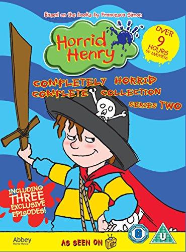 Horrid Henry Complete Series 2 [Reino Unido] [DVD]
