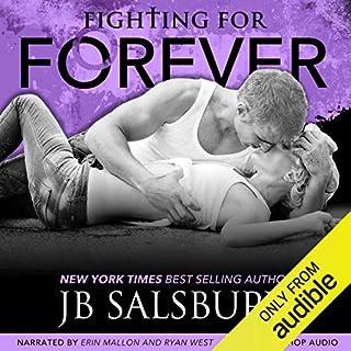 Fighting for Forever audiobook cover art