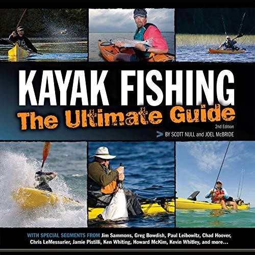 Kayak Fishing: The Ultimate Guide 2nd Edition (English Edition)