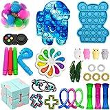 Sensory Fidget Toy Set, Anti-Stress Fidget Toy Set, Günstige Fidget Toy Set, Fidget Toys Pack,...