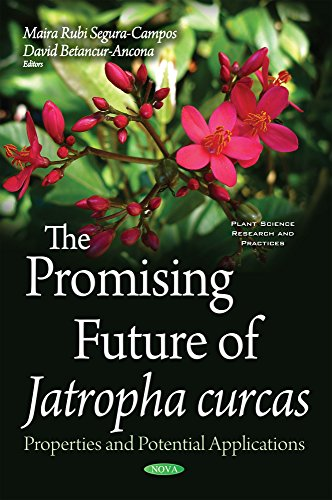 Promising Future of Jatropha Curcas: Properties & Potential Applications (Plant Science Research and Practices)