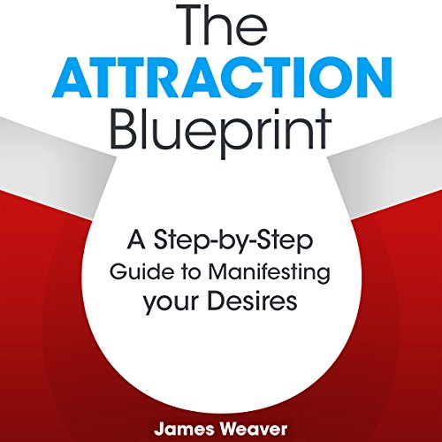 The Attraction Blueprint audiobook cover art