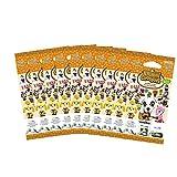 10x Amiibo Karten 3 Stück Animal Crossing Happy Home Designer Vol. 2 [Importación alemana]