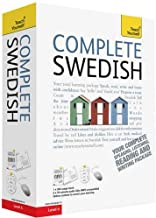 Complete Swedish Beginner to Intermediate Course: Learn to read, write, speak and understand a new language (Teach Yourself)