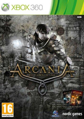 Jogo Arcania The Complete Tale Xbox 360