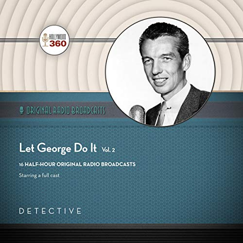 Let George Do It, Vol. 2 cover art