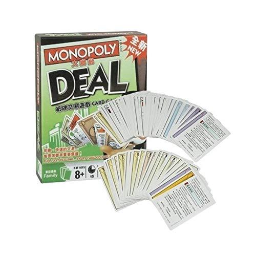 GAMBLING TOY Monopoly Jeu populaire Plateau de jeu Enfants: Amazon.es: Juguetes y juegos