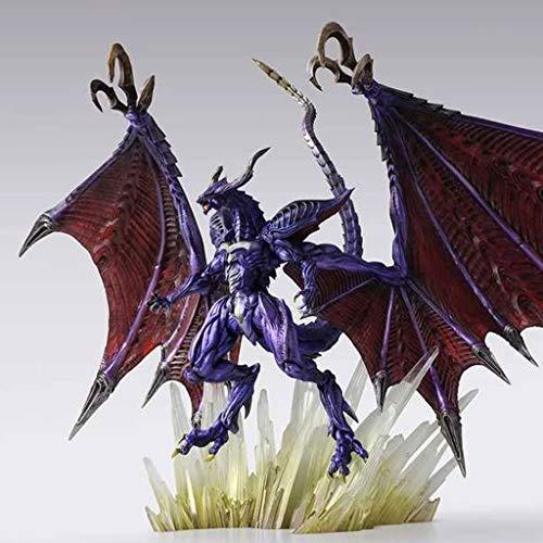 Lotoy Final Fantasy XV Figura Bahamut Monster (sin caja) chibi