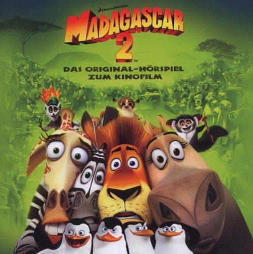 Madagascar 2 - Das Hörspiel zum Kinofilm