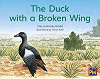 Duck With a Broken Wing, the: Leveled Reader, Blue Fiction Level 9, Grade 1 (Rigby Pm)