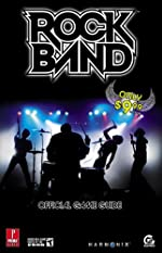 Rock Band - Prima Official Game Guide de Damien Waples