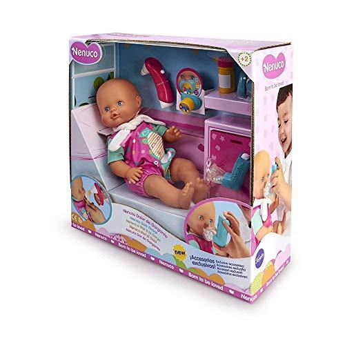 Bambola Nenuco Mal di Gola Giocattolo Educativo 2+