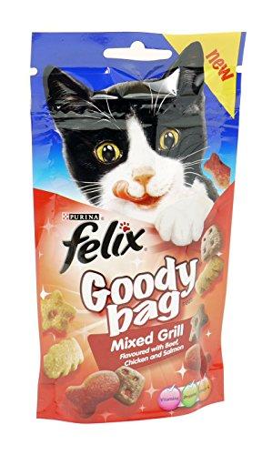 Felix Goody Bag Mixed Grill (60g) - Paquet de 6