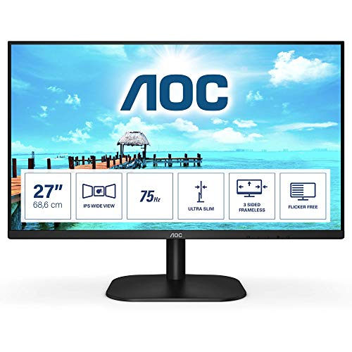 Monitores Pc 27 Pulgadas monitores pc  Marca AOC