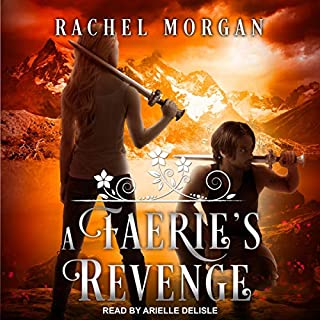 A Faerie's Revenge     Creepy Hollow Series, Book 5              Written by:                                                                                                                                 Rachel Morgan                               Narrated by:                                                                                                                                 Arielle DeLisle                      Length: 9 hrs and 1 min     Not rated yet     Overall 0.0