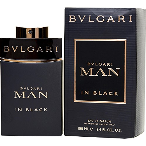 Bulgari Man in Black Profumo Uomo EDP 100 ML 3.4 OZ