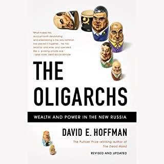 The Oligarchs cover art