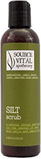 Sponsored Ad - Source Vitál Apothecary | Silt Scrub | Gentle Natural Facial Deep Pore Exfoliant for Removal of Dead Skin C...