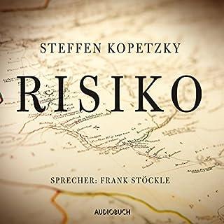 Risiko                   Autor:                                                                                                                                 Steffen Kopetzky                               Sprecher:                                                                                                                                 Frank Stöckle                      Spieldauer: 9 Std. und 23 Min.     168 Bewertungen     Gesamt 4,3