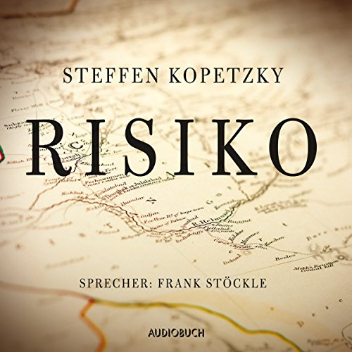 Risiko audiobook cover art