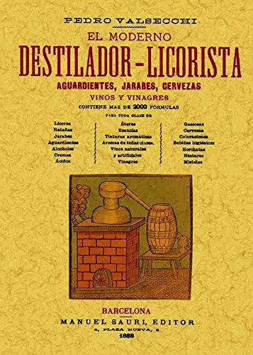 El moderno destilador-licorista: 1