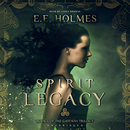 Spirit Legacy audiobook cover art