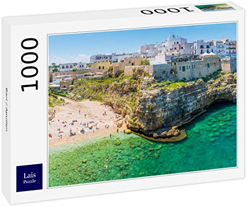 Lais Puzzle Bari / Puglia 1000 Pezzi