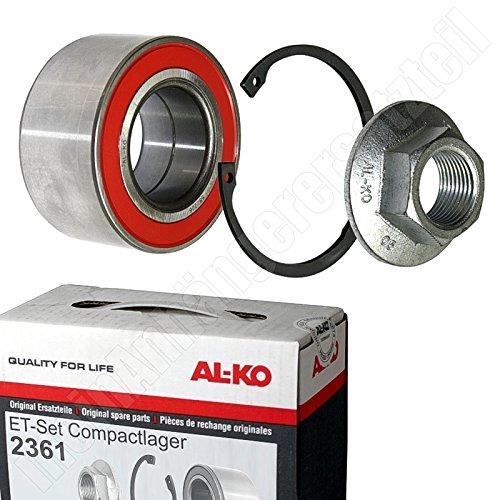 Original ALKO Kompaktlager Radlager f. Radbremse 2361 42/80x42mm 42x80x42mm 4280