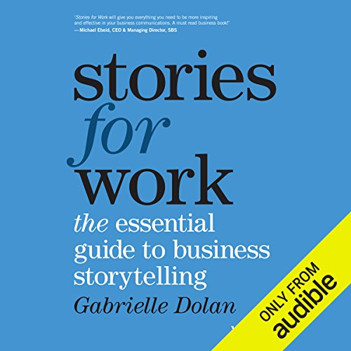 Stories for Work audiobook cover art