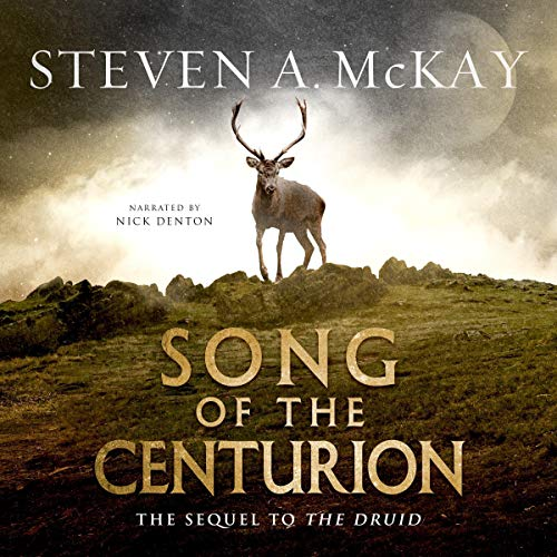 Song of the Centurion cover art
