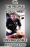 ポスター# 107anti-drug、物質物入れ、アルコールPreventionポスターTeensの