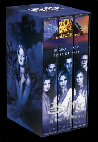 Buffy - Im Bann der Dämonen: Season 1, Eps. 1-12 (Limited Edition)