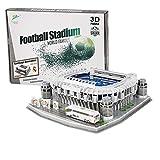Puzzle 3D Estadio Santiago Bernabéu 160 Piezas