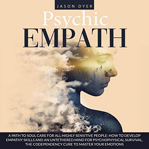 Psychic Empath audiobook cover art