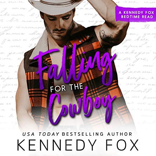 Falling for the Cowboy audiobook cover art