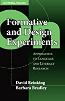 On Formative and Design Experiments: Approaches to Language and Literacy Research (Language and Literacy (An NCRLL Volume))