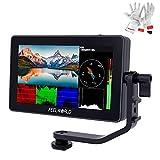 Feelworld F6 Plus 5.5inch Touchscreen IPS 1920X1080 4K HDMI Camera Monitor Brightness 500cd/m2 3D Lut Camera Video Field Monitor