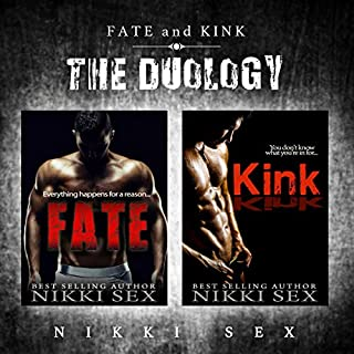 Fate and Kink: The Duology audiobook cover art
