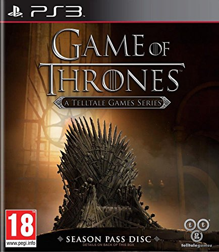 PS3 - Game Of Thrones (1 GAMES)