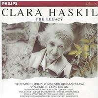 Legacy V.2 - Concertos by Clara Haskil