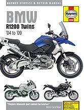 Haynes BMW Repair Manual for R1200 Twins (2004-2009)