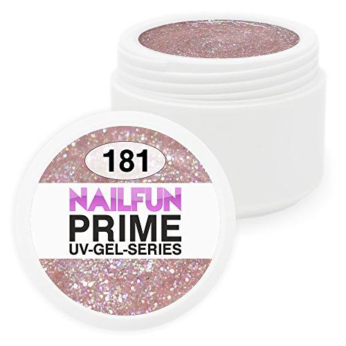 NAILFUN PRIME Farbgel 181 Unicorn Seccosun - UV- und LED-Gel - 1x 5ml