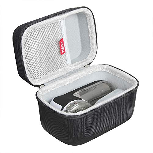 Hermitshell Travel Case for BEAUTURAL Fabric Shaver and Lint Remover (Only Case) (Black)