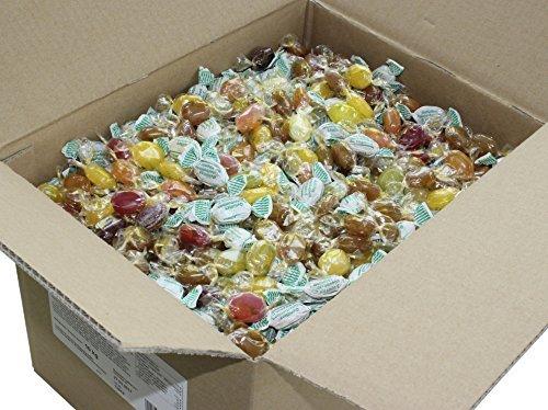 40 kg Bonbons Hartkaramelle Fruchtbonbons Umzug werfen Fasching Karneval Kamelle