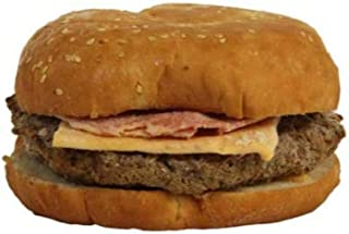 Big Az Baconaddict Cheeseburger, 9.35 Ounce -- 10 per case.