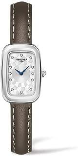 [ロンジン] 腕時計 ロンジン イクエストリアン コレクション クォーツ L6.140.4.77.2 レディース 正規輸入品 ブラウン