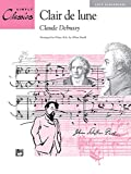 Clair de lune: from Suite Bergamasque, Sheet (Simply Classics Solos)
