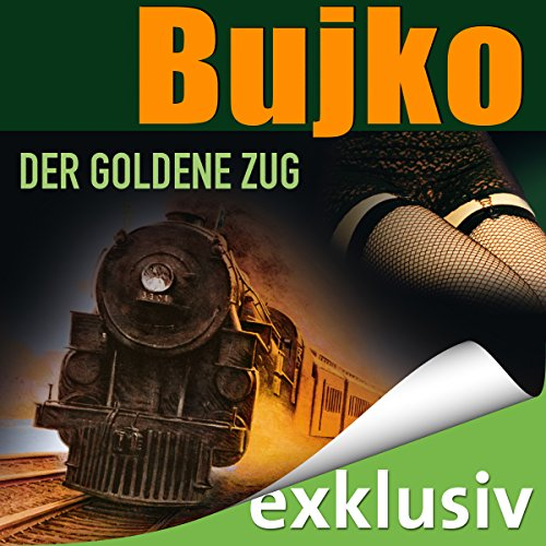 Der goldene Zug Titelbild