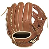 Mizuno GPS1-600R Pro Select Pro Select Baseball Glove, Size 11.75, Brown, Right Hand Throw